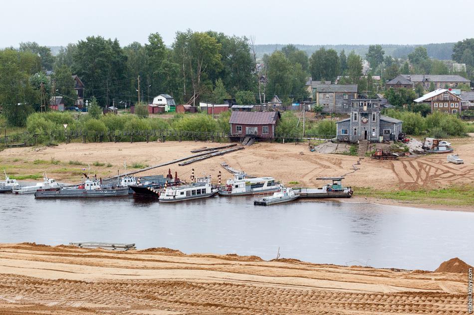 Это похоже на сыктывкарский район водных путей – филиал ФБУ «Администрация «Севводпуть».